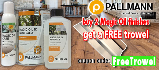 Pallmann Magic Oil 2K
