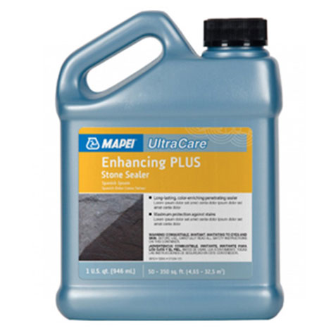 Mapei UltraCare Enhancing Plus Stone Sealer 1 qt 00332000