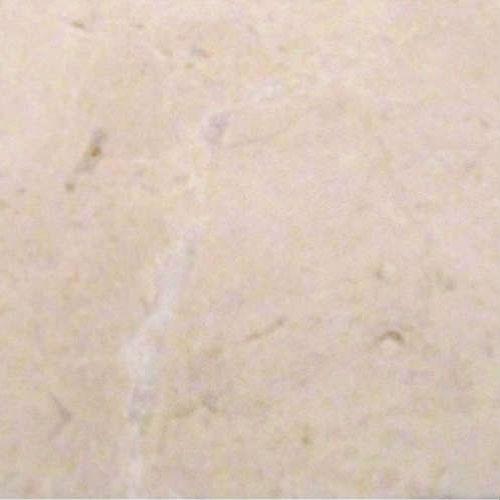 4x4 Crema Marfil Tumbled Marble Tile