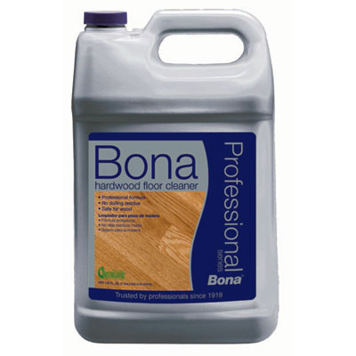 Bona Pro Series Hardwood Floor Cleaner 1 gal refill