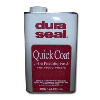 DuraSeal Quick Coat Penetrating Finish 141 Fruitwood Hardwood Flooring Stain 1 qt
