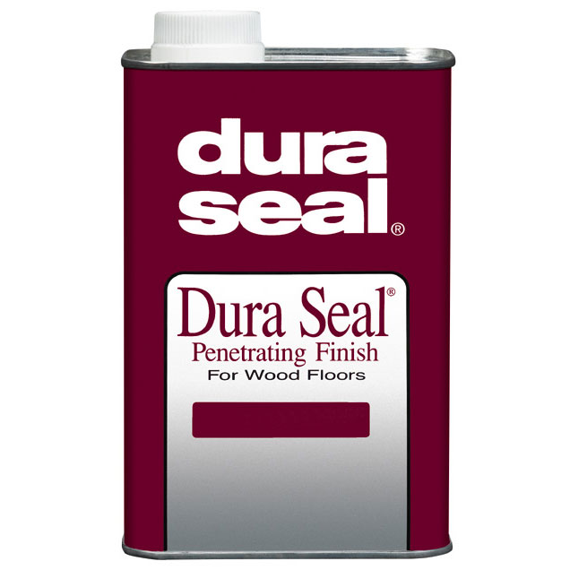 DuraSeal Penetrating Finish 237 Spice Brown Hardwood Flooring Stain 1 qt