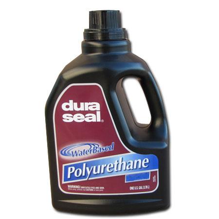 DuraSeal Waterbased Polyurethane Hardwood Floor Finish Matte 1 gal