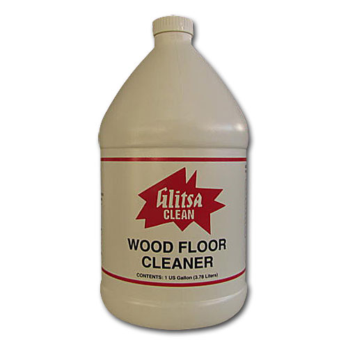 Glitsa Wood Floor Cleaner 1 Gal