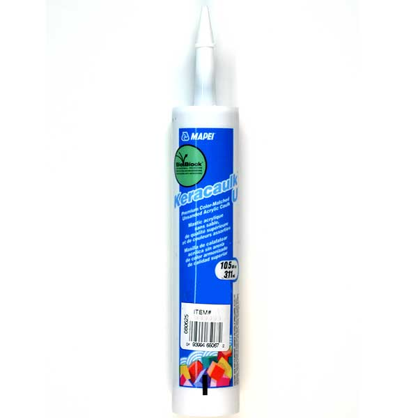 Mapei Keracaulk U Harvest 90610 unsanded caulk 10.5 oz
