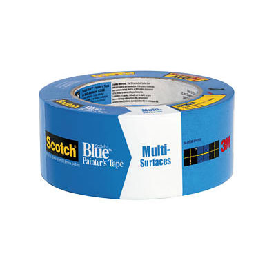 3M Scotch-Blue Painters Tape 2090 for Multi-Surfaces, 03683, 2 in x 60 yd