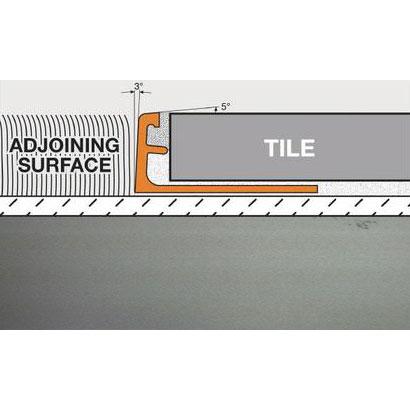 Schluter Schiene Edge Trim AE80 5/16