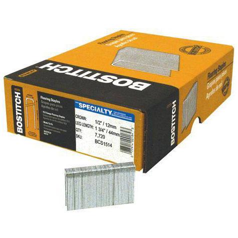 Bostitch BCS1514 Hardwood Flooring Staples 1-3/4