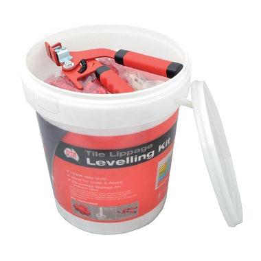 DTA Lippage Levelling Starter Kit LIPK100U