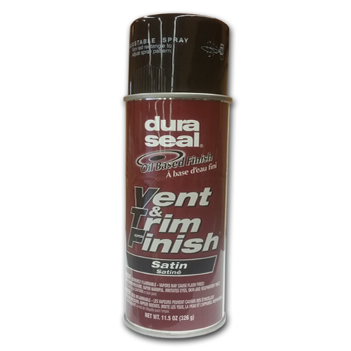 DuraSeal Vent & Trim Finish Satin Spray 11.5 oz