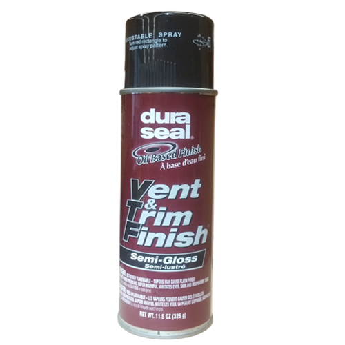 DuraSeal Vent & Trim Finish Semi-Gloss Spray 11.5 oz