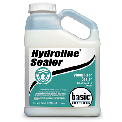 Basic Coatings Hydroline Waterbased Wood Floor Sealer 1 gal