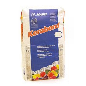 Mapei Kerabond White Mortar 50 lbs