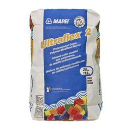 Mapei Ultraflex 2 White Tile Mortar 50 lbs