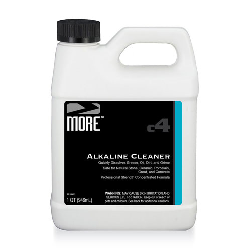 More Stone & Tile Cleaner 1 qt
