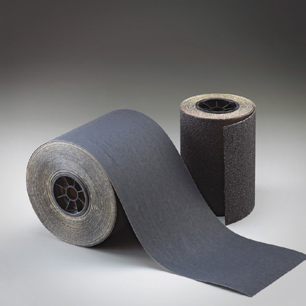 Norton Silicon Carbide Roll Sanding Paper 50 Grit 8 in (H425/S413 Paper)