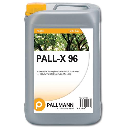 Pallmann Pall-X 96 Matte Floor Finish 1 gal #42222