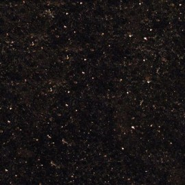 12x12 Black Galaxy Granite Tile