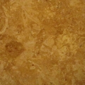 12x12 Golden Flower Travertine Tile
