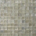 Glass Mosaic GL-Bloom White 1x1