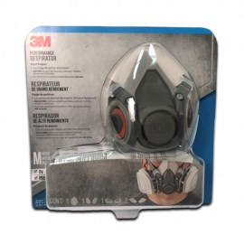 3M Paint Spray Respirator Low Maintenance