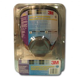 3M Full Face Paint Spray Respirator