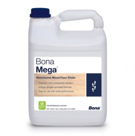 Bona Mega Waterborne Wood Floor Gloss Finish 1 gal