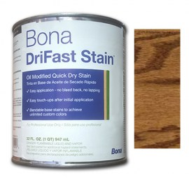 Bona DriFast Quick Dry Stain Early American 1 qt