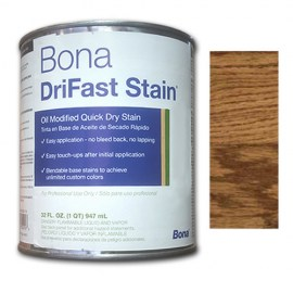 Bona DriFast Quick Dry Stain Provincial 1 qt