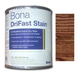 Bona DriFast Quick Dry Stain Rosewood 1 qt