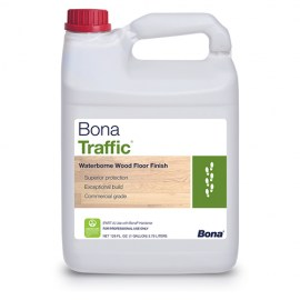 Bona Traffic Waterborne Wood Floor Satin Finish 1 gal