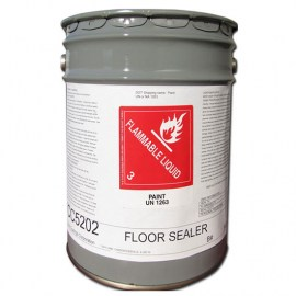 Color Coatings Floor Sealer 5 gal