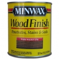 Miniwax Wood Finish Stain Dark Walnut 1 qt