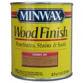 Miniwax Wood Finish Stain Cherry 1 qt
