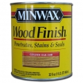 Miniwax Wood Finish Stain Golden Oak 1 qt