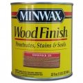 Miniwax Wood Finish Stain Gunstock 1 qt