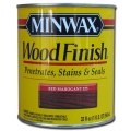 Miniwax Wood Finish Stain Red Mahogany 1 qt