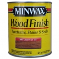 Miniwax Wood Finish Stain Red Chesnut 1 qt