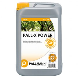 Pallmann Pall-X Power Semi-Gloss Floor Finish 1 gallon