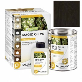 Pallmann Magic Oil 2K Black