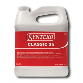 Synteko Classic 35 Matte Floor Finish 1 gal