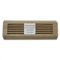 White Oak Wood Vent Side Wall Vent 18