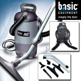 Basic Coatings Dust Dragon Back Pack Vacuum