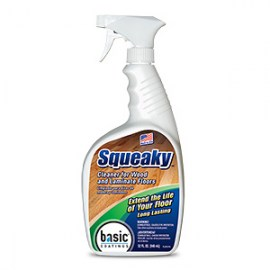 Basic Coatings Squeaky Floor Cleaner Spray 32oz