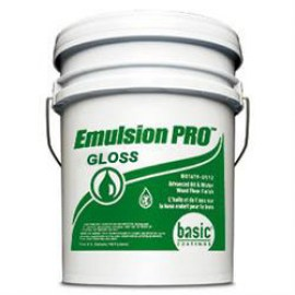 Basic Emulsion PRO Gloss Wood Floor Finish & Sealer 5 gal