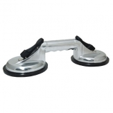 DTA Aluminum Double Suction Cup DTASC2
