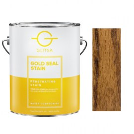 Glitsa Gold Seal Stain Golden Brown 1 qt