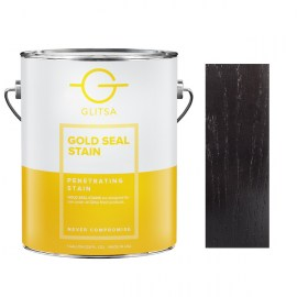 Glitsa Gold Seal Stain Sable Black 1 qt
