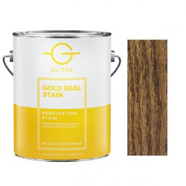 Glitsa Gold Seal Stain Spice Brown 1 gal