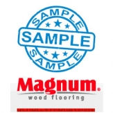 Magnum Flooring 12 in Sample Board
